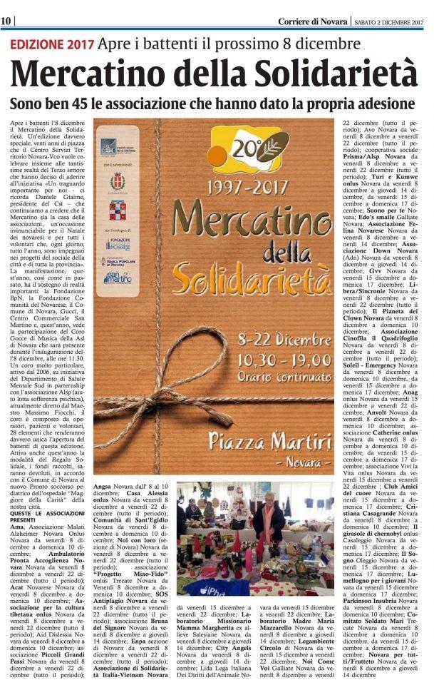 Corriere_di_Novara_10_02-12-2017-Giaime-presidente-del-Centro-Servizi-per-il-Volontariato-presenta-la-20a-edizione-del-Mercatino-della-solidarieta