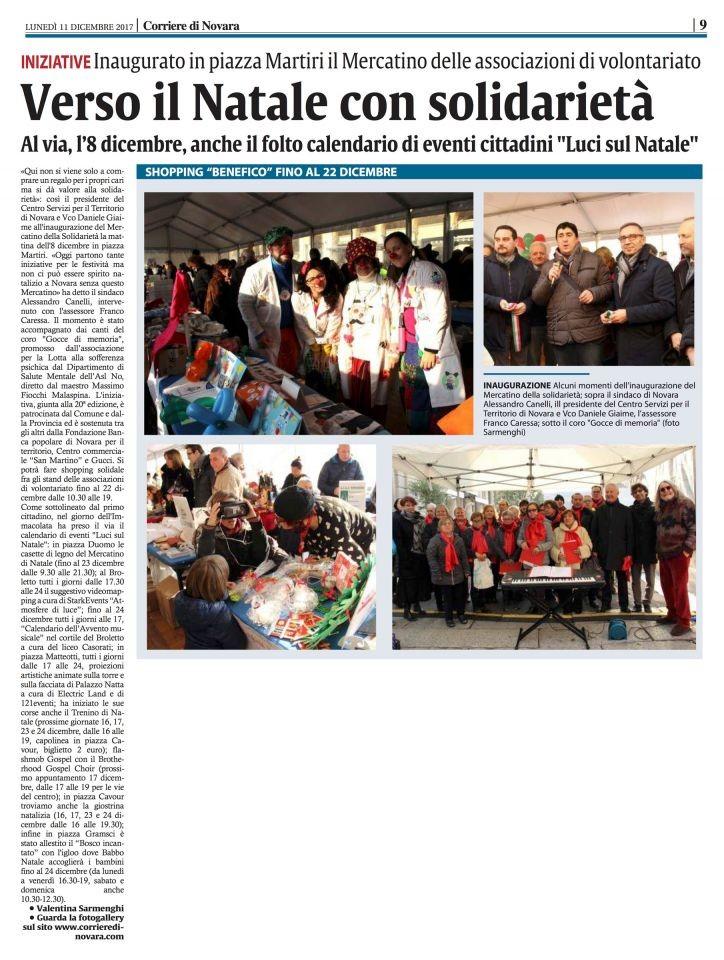 Corriere_di_Novara_9_11-12-2017-Giaime-Daniele-presidente-del-Centro-servizi-per-il-Volontariato-tagli-il-nastro-con-il-Sindaco-di-Novara-della-20-A-edizione-del-mercatino-di-Natale--a-Novara